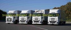 Serie completa Cina Isuzu Van Truck con capienza di caricamento di 3 - 30 tonnellate