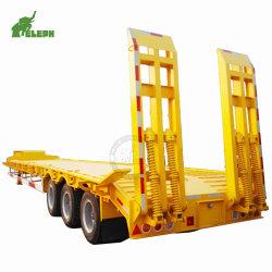 Trailer Manufacturer Flat Lowboy Low Bed Cargo Carrier Truck Met Grote Verkoopprijs
