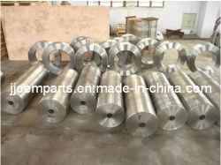 Os cones de aço forjar falsos forjados pedaços de transição final segura pedaços de tubo