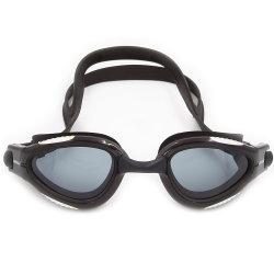 Adulto Unissexo Ajustável Não o embaciamento dos vidros anti-UV óculos de natação