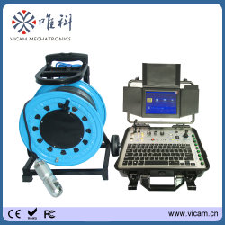 ハイテクノロジー/健康な管の下水道の検査システムV8-3288PT-2が付いている地下の管の点検カメラ