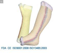 Nastro ortopedico del pezzo fuso del piede medico di alta qualità