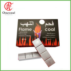 В Гонконге Цян Быстрый Lite экологически безвредные Silver древесный уголь для Шиша