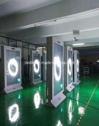 شاشة LED شفافة خارجية بقياس الهيدروجيني (pH) 3.91-7.82