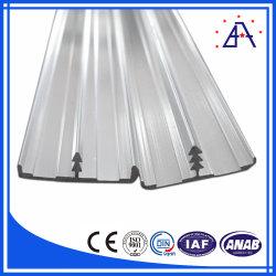 Profil du bord de l'aluminium de plancher en mosaïque de garniture de garniture