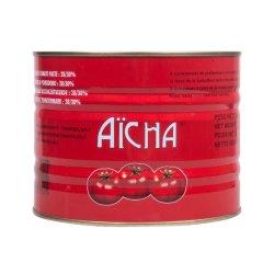 Tomatenkonzentrat in in Büchsen konservierter bester frischer Tomatensauce des Zinn-2200gr