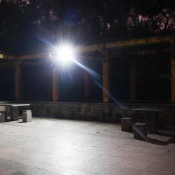 La Chine Wholesale 50W Projecteur solaire LED de plein air