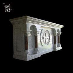 Marmer van de Kerk van de Grootte van de Prijs van de fabriek verandert het Hete Verkoop Aangepaste MAC-03