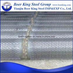 鋼鉄鋭い井戸フィルター/橋スロットスクリーンの管