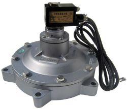 Protección de la explosión de polvo de la electroválvula de colección desde 1992