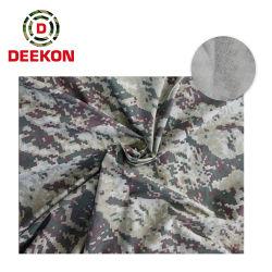 De waterdichte Bos Digitale Keperstof van Peru 100% Katoenen Militaire Stof van de Camouflage