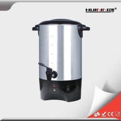 Caixa de aço inoxidável bebida quente elétrico caldeira de água