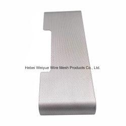 Soem-Lautsprecher-Gitter-Edelstahl-Radierungs-Metallineinander greifen