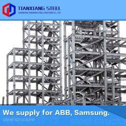 Soldadura de prefabricados de bastidor de acero de entrega rápida del sistema estructural