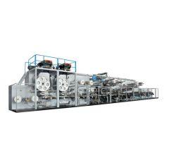 Fujian 메이킹 머신 일회용 성인 기저귀 중국 위생 제작 장비