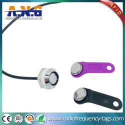 Controle de acesso por tecla Ibutton Cartão RFID / leitor de Ibutton RW1990