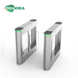 Створки ворот турникет барьер поворотного механизма контроля доступа турникет барьер заслонку с помощью биометрических данных