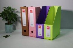 Для тяжелого режима работы A4/FC ПВХ Складные коробки Файл / Держатель магазина