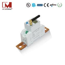 DIN レール Nb-IoT シャント RS485 双方向 DC kWh エネルギーメーター オフグリッド