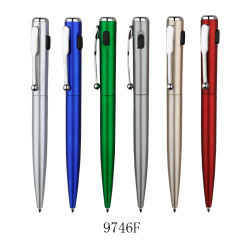 작은 플래시라이트 토치 레이저 포인터 LED 글쓰기 볼 펜