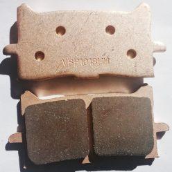 Accesorios para motocicleta disco de freno piezas HH Sintered de cobre Motorcycle freno Pads para Honda