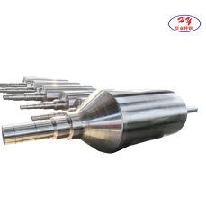 Rullo della parte inferiore di resistenza della corrosione del pezzo fuso centrifugo utilizzato per la fornace di trattamento termico