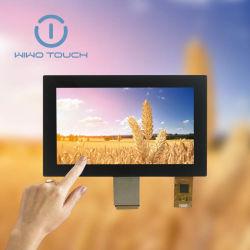 Wiwo LCD TFT van 7 Duim Comité van de Aanraking van de Vertoning USB het Capacitieve