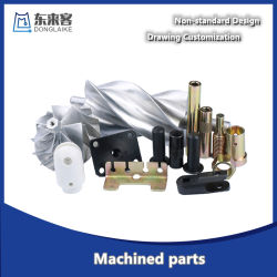 قطع غيار CNC Precision المخصصة من الشركة المصنعة للمعدات الأصلية الفولاذ المقاوم للصدأ، المعادن المستخدمة في السيارات، الماكينات والمعدات الآلية، الأجهزة المنزلية قطع غيار الألومنيوم التلقائي