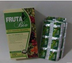 100% 순수 자연 Fruta 약병 무게 손실 블림밍 알약