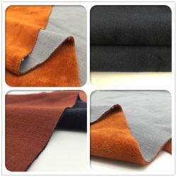 Lino composito tessuto super flessibile tessuto a lato singolo uso per Tessuto domestico