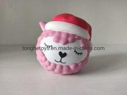As vendas a quente a alta qualidade licenciado de espuma de PU Squishy Animal Toy