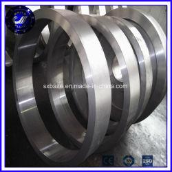 حلقة ملفوفة من الفولاذ غير ملحومة، وحواتم من الفولاذ المطروق للصناعة الكنفات، وحلقة ملفوفة سلسة لمحامل الدوران