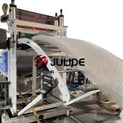 تصميم جديد EVA بو الفوم فراشة خط إنتاج الآلة