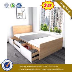 I bambini di legno della base dei capretti formato moderno della camera da letto di singolo si dirigono la mobilia