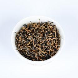 Grau superior chá preto Jinjunmei orgânicos