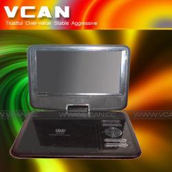 USB 및 게임 기능이 있는 7인치 휴대용 DVD