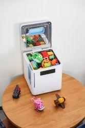 Desinfecteer het Elektrische Goed van de Baby van de Punten van de Babys van de Sterilisator voor Flessen