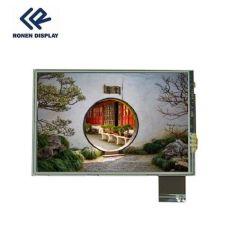 MP4/MP3 플레이어 320 * 480 디스플레이(터치 스크린)용 Ronden Rg035eht-19r 3.5인치 TFT LCD