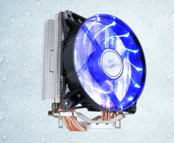 T4 2 ventilatore di calore Pipe/9cm/Multi-Piattaforma di sostegno/con il dispositivo di raffreddamento del CPU della torretta Cr-1200 del grasso di silicone)