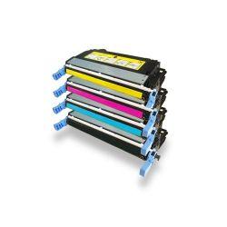 Compatible HP C4191A C4192A C4193A C4194A Cartouche de toner de couleur