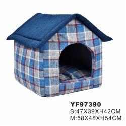 제조 판매에 의하여 주문을 받아서 만들어지는 애완 동물 거품 개집