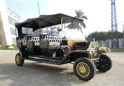 Hochwertige Elektro Vintage Auto Classic Car Modell T für 8 Passagiere