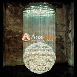 Le Livre blanc de boule de cristal est adapté pour le Hall d'un restaurant haut de gamme