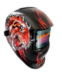 최대 대중적인 유형 자동 어두워지는 용접 헬멧
