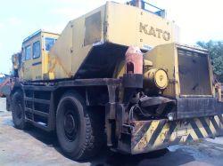 Utilisé de la KATO NK500 Grue du chariot