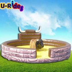 El mejor toro mecánico Rodeo inflable Alquiler para eventos