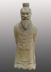 #010 Dynastie Qin Emperror guerrier 2 m