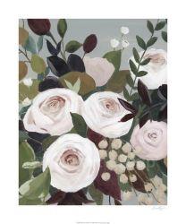 Abstracta Pintura al Óleo de lona estilo Imagen floral moderno salón de la pared Decoracion