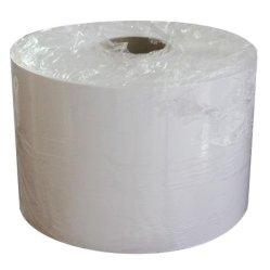 Szjohnson 제조업체 자체 접착식 80gsm 반광택 용지 - 강함 수성 접착제/고온 용융 접착제로 화이트/옐로우 라이너로 합성됩니다