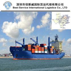Shipping eccellente Service ad Houston, Tx. come LCL Shipment